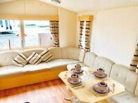 3 Bedroom Caravan for sale on Scotland's west coast, site fees inc until 2019