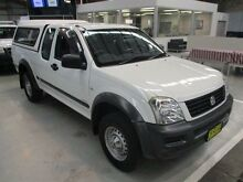 2005 Holden Rodeo RA MY05 LX Space Cab White 5 Speed Manual Utility Maryville Newcastle Area Preview