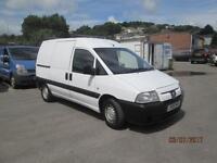 2005/55 Peugeot Expert 1.9D 6 Doors *** NO VAT ***