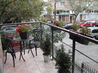 Furnished Family Townhouse in Prime Kitsilano Location!