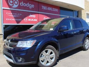 2017 Dodge Journey DEMO SPECIAL / GT AWD / Sunroof / Rear Back U