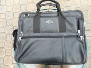 17'' laptop/file briefcase