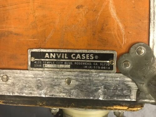 Anvil Road Case and Equipment/accessory case