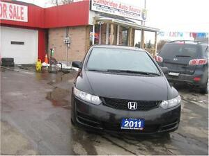 2011 Honda Civic Cpe SE - SUNROOF