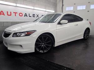2012 Honda Accord EX-L V6 NAVI COUPE KIT DE JUPE HFP MAGS 19