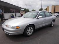 2001 Oldsmobile Intrigue GX 191,000km WOW Certified $2995+Taxes