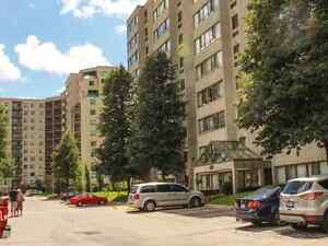 Spacious, Bright, Two Bedroom Condo Apartment For Sale