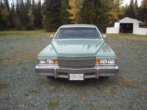 1979 Cadillac Sedan deville de elegance