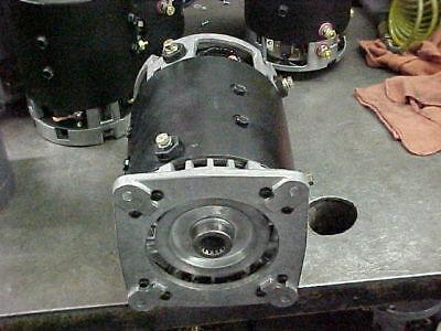 020879-00r Crown Forklift Drive Motor