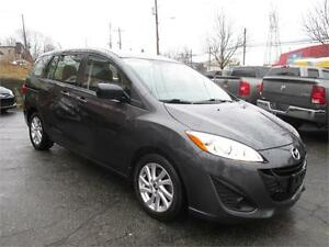 2015 MAZDA5, AUTOMATIC, NEW MVI ALLOYS. FINANCING!!!
