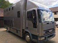 Horsebox 4 stalls non-HGV
