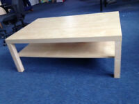 IKEA Lack Birch Effect Coffee Table - Modern/Contemporary - 118 x 78 x 45cm