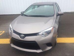 2014 Toyota Corolla LE 5y/100,000 km