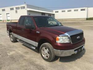 2006 Ford F-150 XLT 4x4 5.4litres