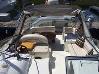 bateau 2004 - 33 pieds - immense cabinne, 175 hrs