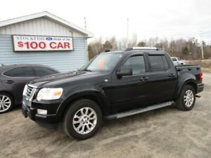 2007 Ford Explorer Sport Trac 4WD 4dr 4.6L Limited
