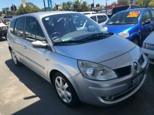 2008 Renault Scenic II J84 MY07 Dynamique 4 Speed Automatic Wagon St James Victoria Park Area Preview