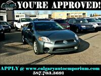 2008 Mitsubishi Eclipse GS $99 DOWN EVERYONE APPROVED