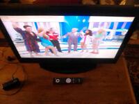 HD tv sanyo 32 inch