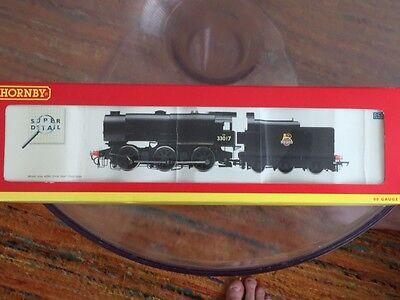 Hornby R2355A OO Gauge Class Q1 33017 BR Black