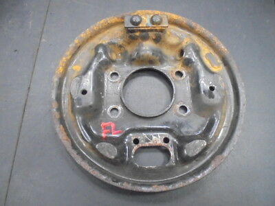 I357 Front Left Brake Back Plate Panel Toro Workman 3200