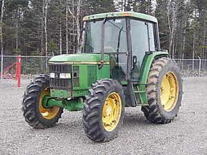1997 John Deere 6400 4X4