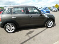 MINI Countryman COOPER D BUSINESS (grey) 2014-01-27