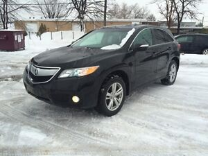 2013 ACURA RDX - FULL-AUTOMATIQUE-MAGS-CUIR-TOIT OUVRANT