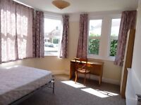 Large double room to rent in Winton, Bournemouth