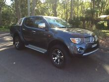 2008 Mitsubishi Triton Ute glory 4x4 Soldiers Point Port Stephens Area Preview