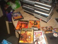 very nice lot of dvds