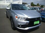 2017 Mitsubishi ASX XC MY17 LS (2WD) Silver Continuous Variable Wagon St Marys Mitcham Area Preview