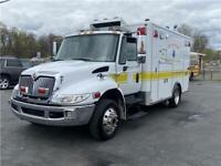 2012 International 4300 AMBULANCE 6.4 TURBO DIESEL EMT EMS 911 ER