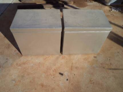 Ute Tool Boxes, New steel. suit Truck or Trailer