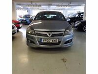 FINANCE AVAILABLE GOOD, BAD OR NO CREDIT**Vauxhall Astra 1.9 CDTi 16v SRi 5dr**