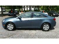 2012 Chevrolet Cruze LT Turbo w/1SA ** LIKE NEW INSIDE & OUT **