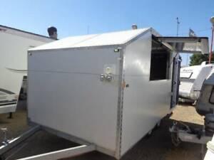 2013 Custom Made Foodvan #5083C Bellevue Swan Area Preview