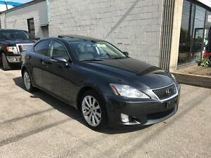 2009 LEXUS IS250 AWD PREMIUM NAVIGATION/REAR CAMERA...
