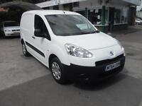 2014 (64) PEUGEOT PARTNER 850 1.6 HDi 92 Professional Van