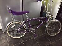 Retro Bratz Lowrider / Cruiser Chopper Bike
