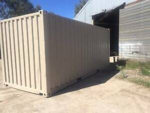 20' Fully Painted Shipping Containers Melbourne CBD Melbourne City Preview