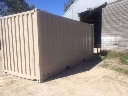 20' Fully Painted Shipping Containers