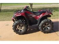 Kawasaki brute force... BAD CREDIT FINANCING AVAILABLE !!!