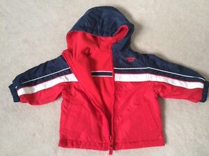 Boys 6-12 month Fall/Spring Jackets