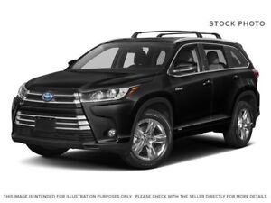 2017 Toyota Highlander Hybrid - TEXT 403-894-7645 for more info!