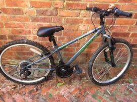 Mountain bike 10/11yrs - APOLLO SWITCH 6 gear, 20inch tyres