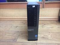 Dell Optiplex 790 DT Desktop Core i3-2120 3.10GHz 4GB 250GB Win 7 Pro COA