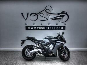 2016 Honda CBR650 - V3173NP - No Payments For 1 Year**