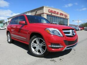 2015 Mercedes-Benz GLK-Class BLUETEC, NAV, ROOF, LEATHER, 60K!
