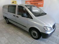 2005 Mercedes-Benz Vito 2.1TD Comfort - Long Dualiner 111CDI